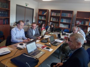 2nd Working Meeting: Photo 1