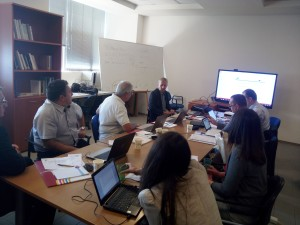 2nd Working Meeting: Photo 3